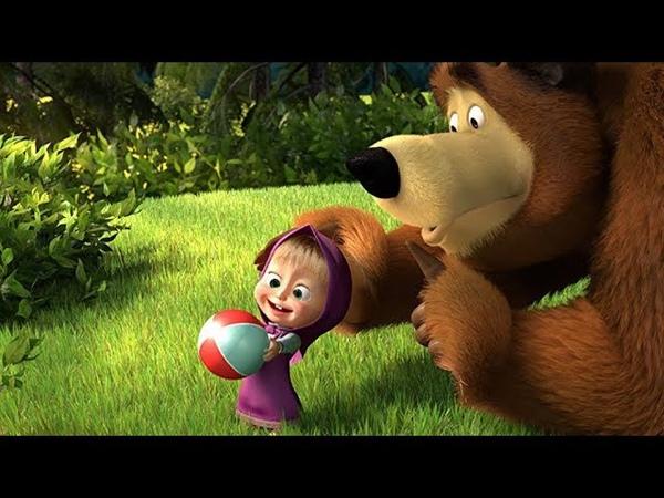 Почему Times назвала мультфильм «Маша и Медведь» оружием пропаганды Кремля Ньюзток RTVI