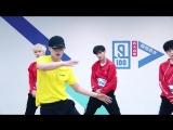 180402 EXO Lay Yixing @ Idol Producer Behind the Scenes