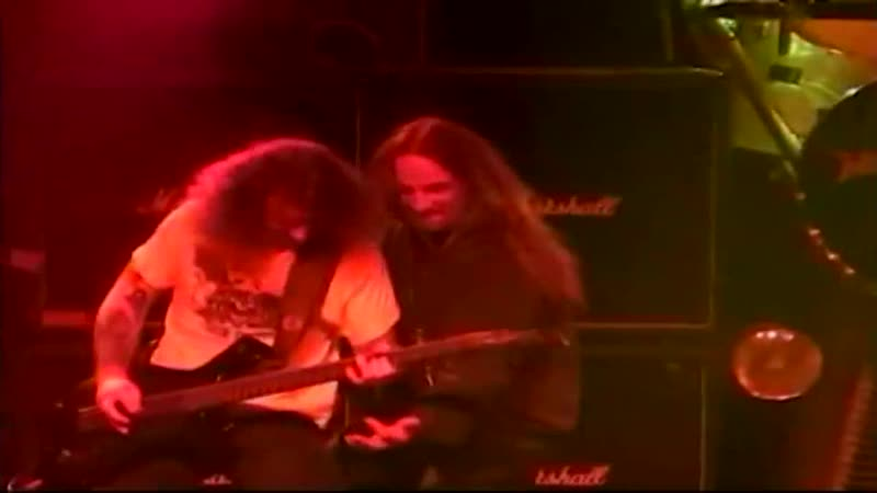 MEGADETH : Back In The Day (HD)