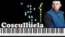 Cosculluela Ft. Bad Bunny - Madura Piano Tutorial