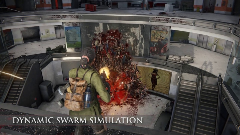 World War Z – Introducing The Horde