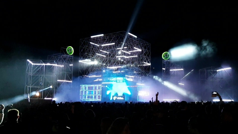 BASS STAGE BY S7 AIRLINES (о)