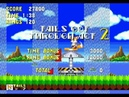 Sonic the Hedgehog 2 Advanced Edit Genesis - Longplay