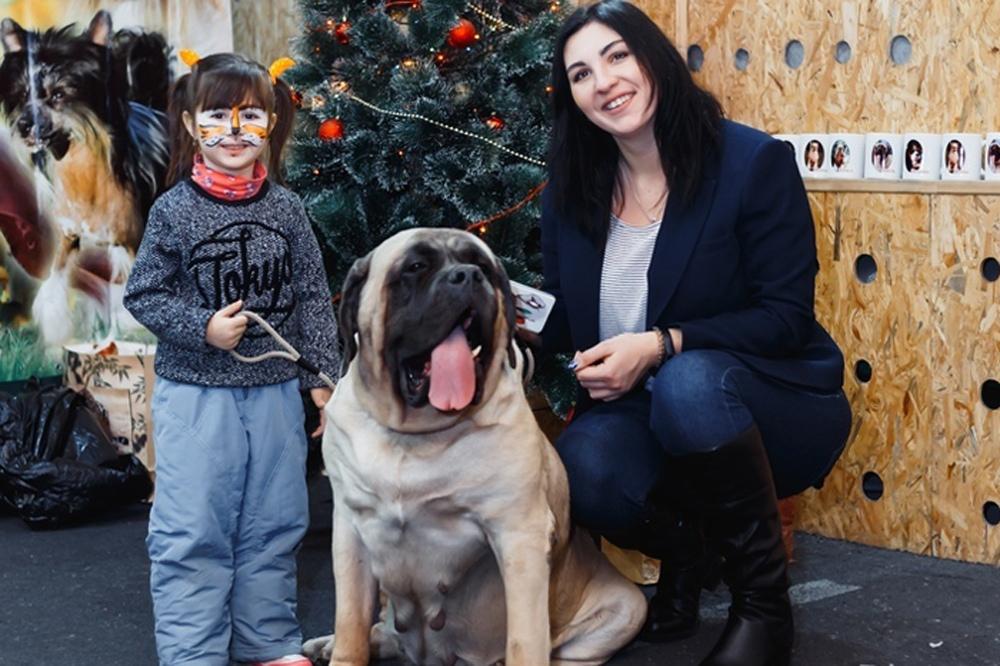 «Желтая собака» подарила детям с ОВЗ настоящий «Новогодний карнавал» — Изображение 2