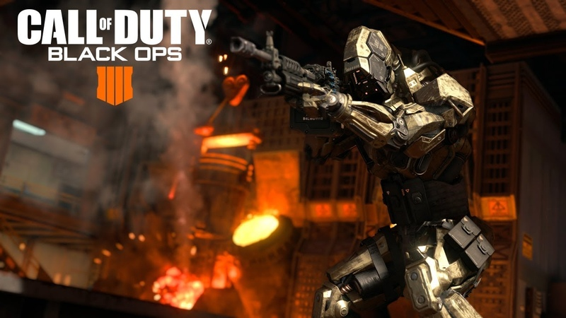 Официальное обновление Call of Duty Black Ops 4 - абонемент Black Ops [RU]