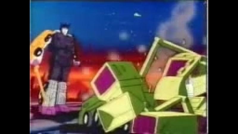 пруф 3 - Менасор побеждает с двух ударов раненого Гештальта