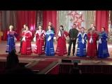 Народный коллектив ансамбль казачий песни