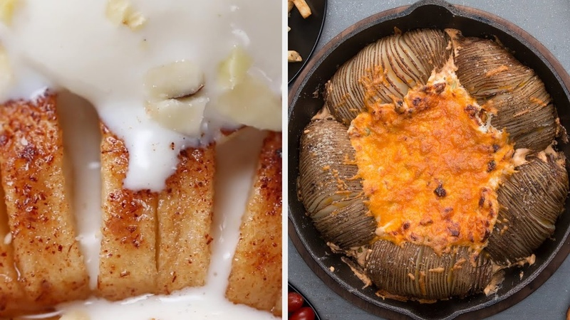 Hasselback Isnt A Hassle! Master The Technique With These Recipes
