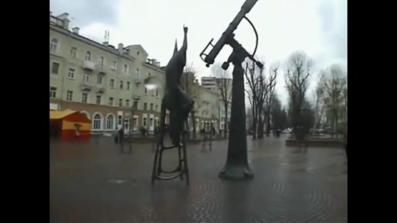 Оккультные символы памятника