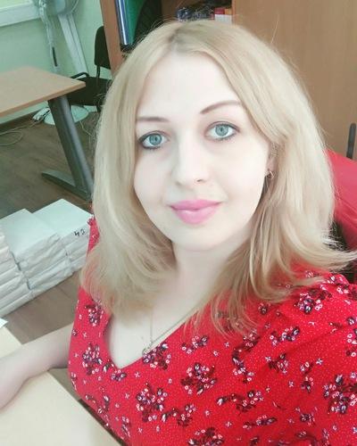 Анастасия Наумова