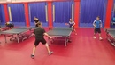 Чирков А II Санаев C I турнир по настольному теннису Белые Молнии 1968 11 11 18