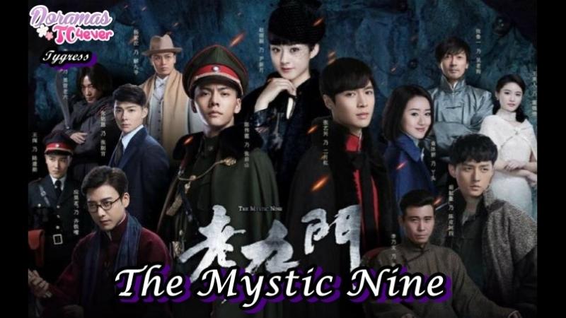 The Mystic Nine Episodio 18 DoramasTC4ever