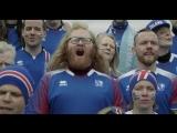 Исландские болельщики спели Калинку-Малинку перед приездом на ЧМ-2018