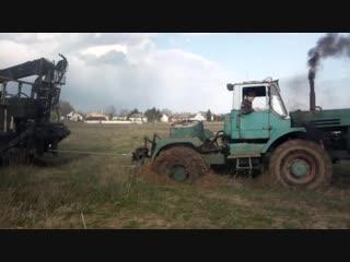 КрАЗ против Т-150