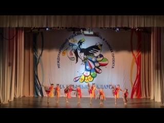 РЕЗИНКА Младший концертный состав Шоу - балет Магма