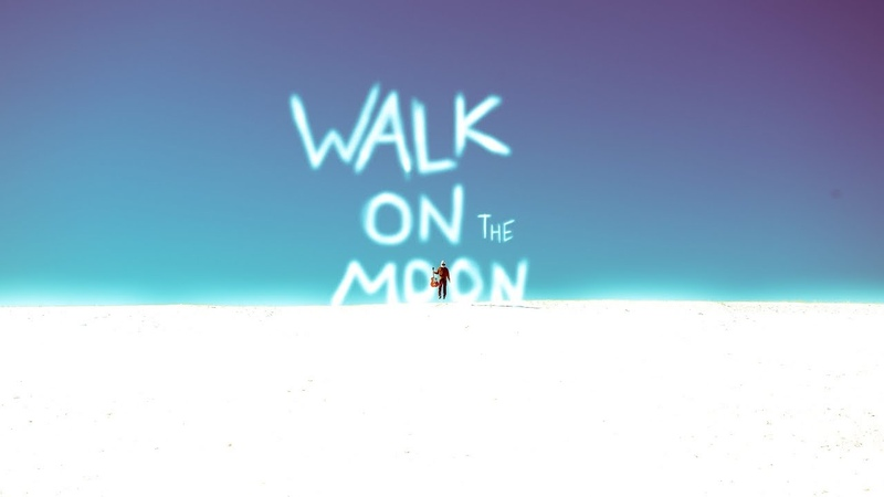Luke Mitrani Walk On The Moon ft. LYNX (Official Video)