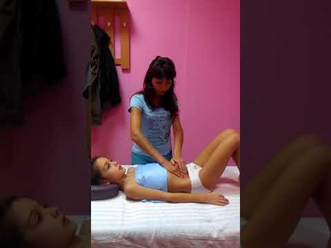 Катя 7 лет. Часть 1 из 3. Юмейхо и Висцеральный массаж.