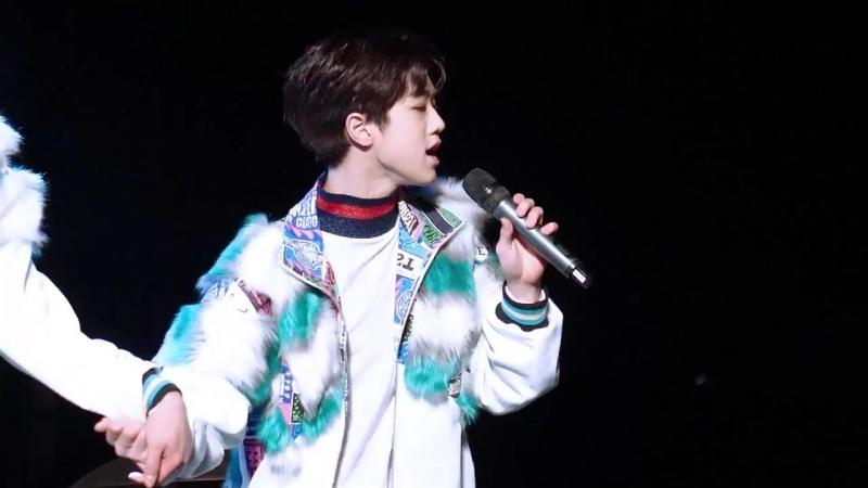 [02.03.18] TRCNG K-POPKON H.O.T - Hope cover @ Kangmin focus