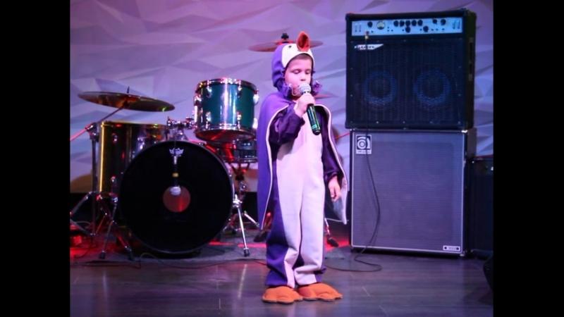 Сайфуллина Малика «Три пингвина»