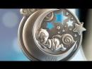 Монета «Колыбельная» и музыкальная шкатулка - Компания Coin Invest Trust (Лихтенштейн) представила монету, основное предназначен