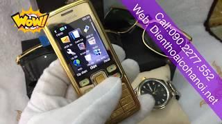 Bán Điện Thoại Nokia 6300 GOLD Chính Hãng Tại PHẠM HÙNG
