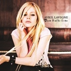 Avril Lavigne альбом When You're Gone