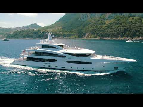 Motor Yacht Volpini 2 57m by Amels Heywood int Reymond Langton Design 2018