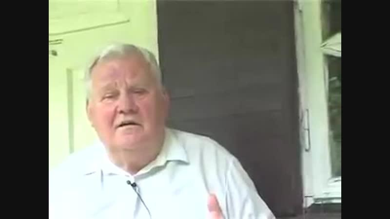Vytautas Petkevičius apie Sąjūdį, интервью.