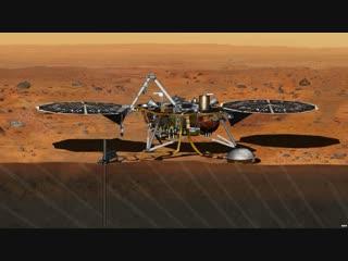 Как InSight садился на Марс и что будет там делать