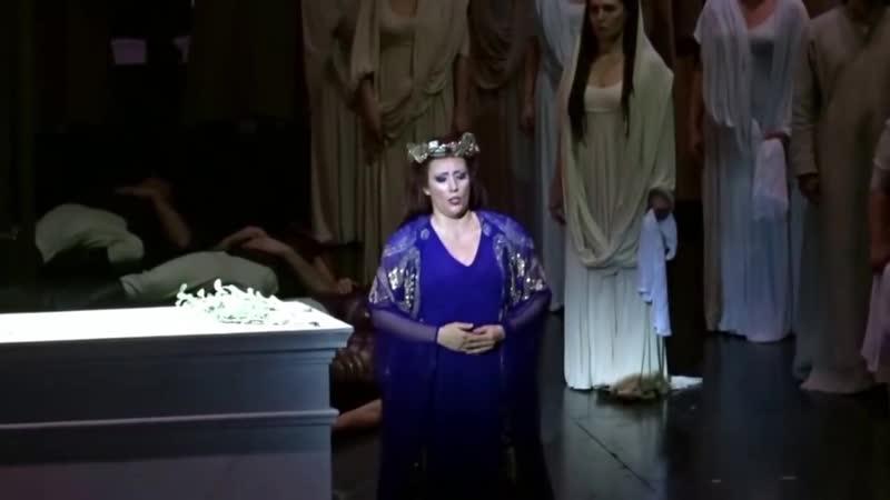 Saioa Hernandez - Sediziose voci... Casta Diva - Norma (V.Bellini)