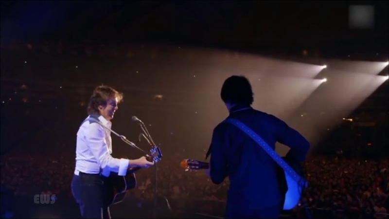 Paul McCartney - And I Love Her - Live in Japan 2013