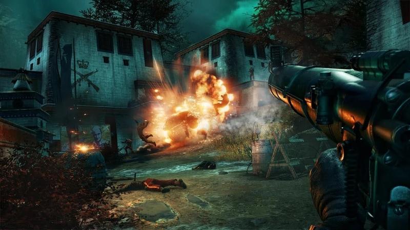 Far Cry 4 . 29 . Прекратить и воздерживаться .