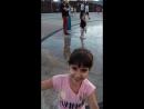 фонтан в Пензе с Каролинкой