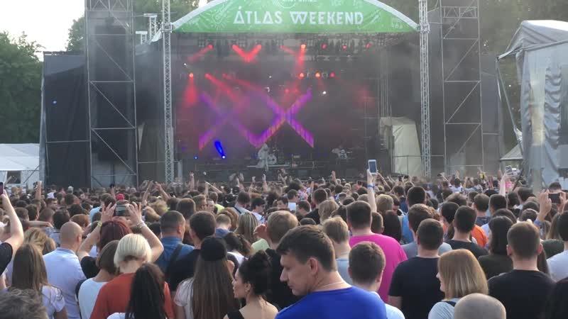 Нейромонах Феофан — Сильная воля и крепкий дух (Atlas Weekend 2018)