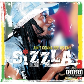Sizzla альбом Ain't Gonna See Us Fall
