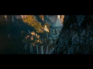 Hobbit- The Desolation of Smaug - Ed Sheeran - I See Fire - clip.wmv