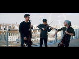 Ember Trio - Closer The Chainsmokers Violin and Cello Cover