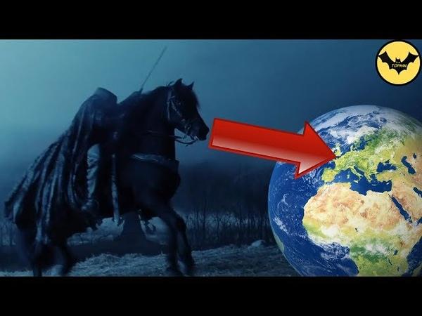 ¡Alerta! 5 Monstruos Mitológicos Habitan el Planeta!