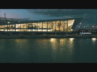 Новый терминал А компании Royal Caribbean в порту Майами