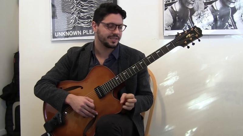 Pasquale Grasso - Guitar Lesson - Technique and Warm-Ups