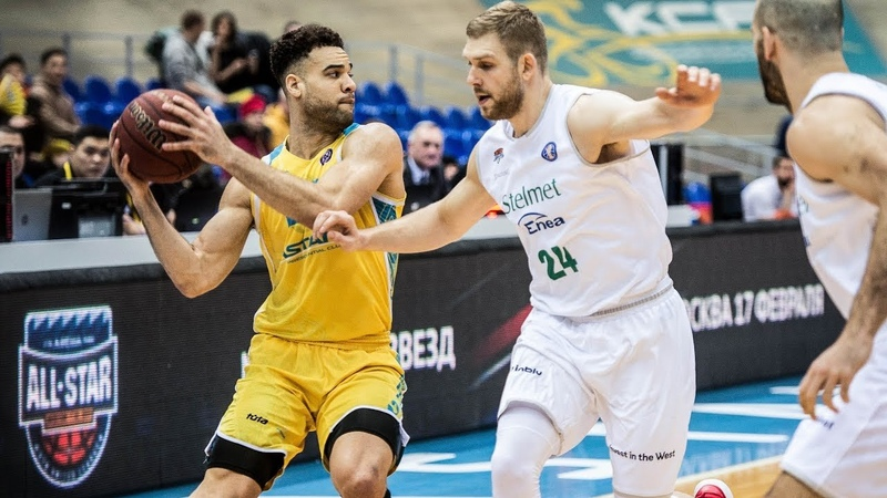 VTBUnitedLeague • Astana vs Zielona Gora Highlights Feb 12, 2019
