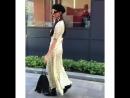 🍁 Новинки осенней коллекции! 🍁 ⠀ Женственное и романтичное платье-макси, в нежно-желтом цвете, с цветочным принтом. Идеально, ка