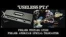 USELESS PT.1 - Fender MUSTANG GT100, Fender American Special Telecaster || Nu Metal
