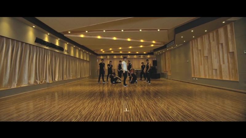 150922 LuHan - That Good Good @ Dance Practice MV