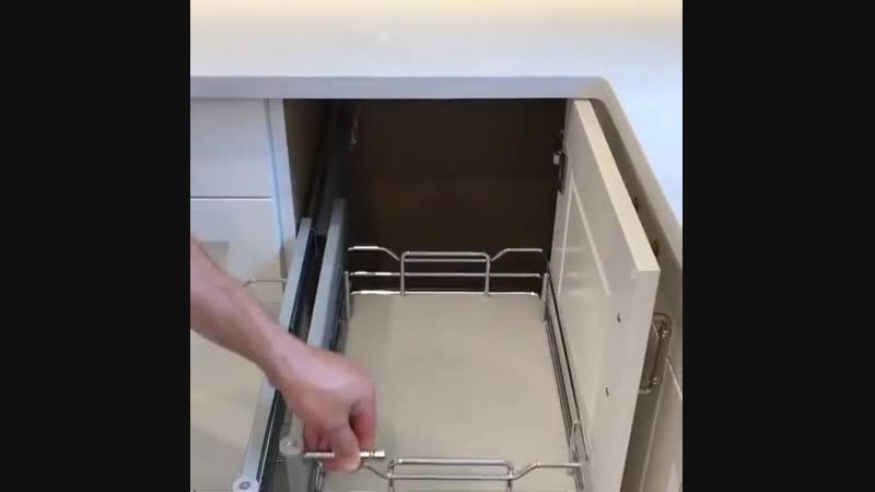 Наполнение кухонного гарнитура
