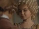 Моцарт и Мария-Антуанетта в детстве.