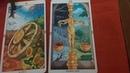 карты Колесо и Правосудие в колоде Колесо Года
