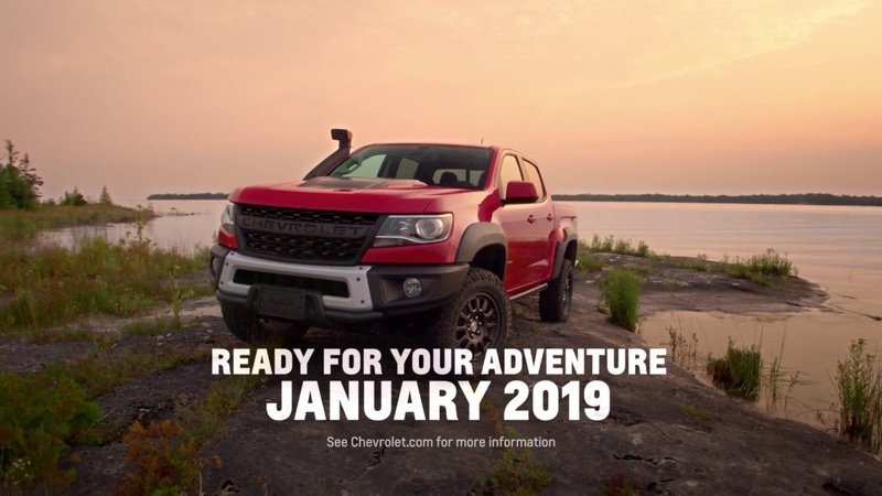 The All New AEV Equipped - 2019 Chevy ZR2 Bison - Coming January 2019