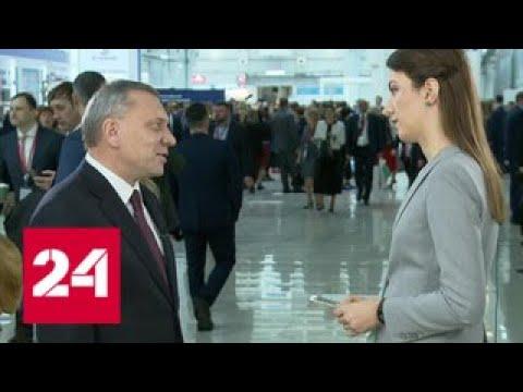 Юрий Борисов о развитии оборонно промышленного комплекса Россия 24