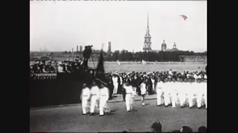 На фоне Пушкина 1937 2007 7 серия Двойная жизнь